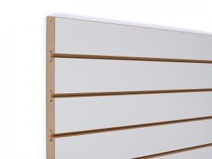 Slat panel