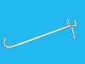 Single hook round edge